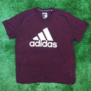 Adidas Crewneck Athletic T-Shirt Size XL